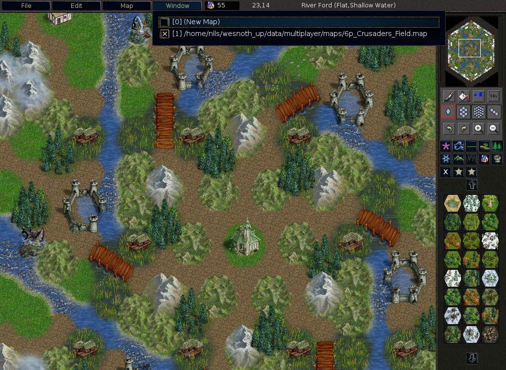 Let the battle for wesnoth continue with latest version 199 the game gives true insight to free software and as you continue to battle will appreciate open source software capabilities gumiabroncs Images