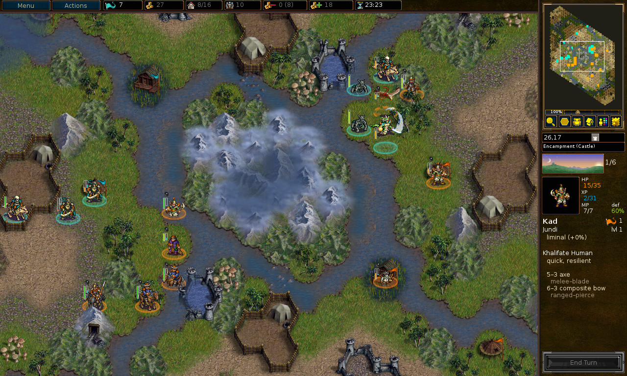 29 Best Turn Based Strategy Games For Android As Of 2019 Slant