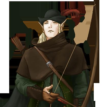 Elven Ranger Wesnoth Units Database