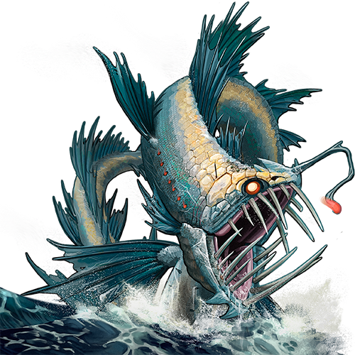 Sea Serpent - Wesnoth Units Database