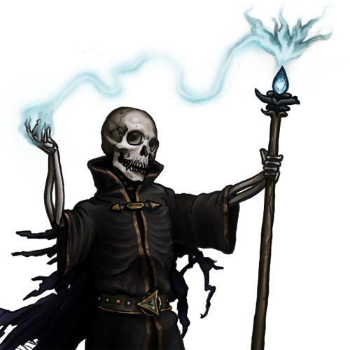 Ancient Lich Lord - Wesnoth Units Database